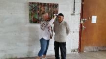 Linda & Alberto Weedon Studio 2016